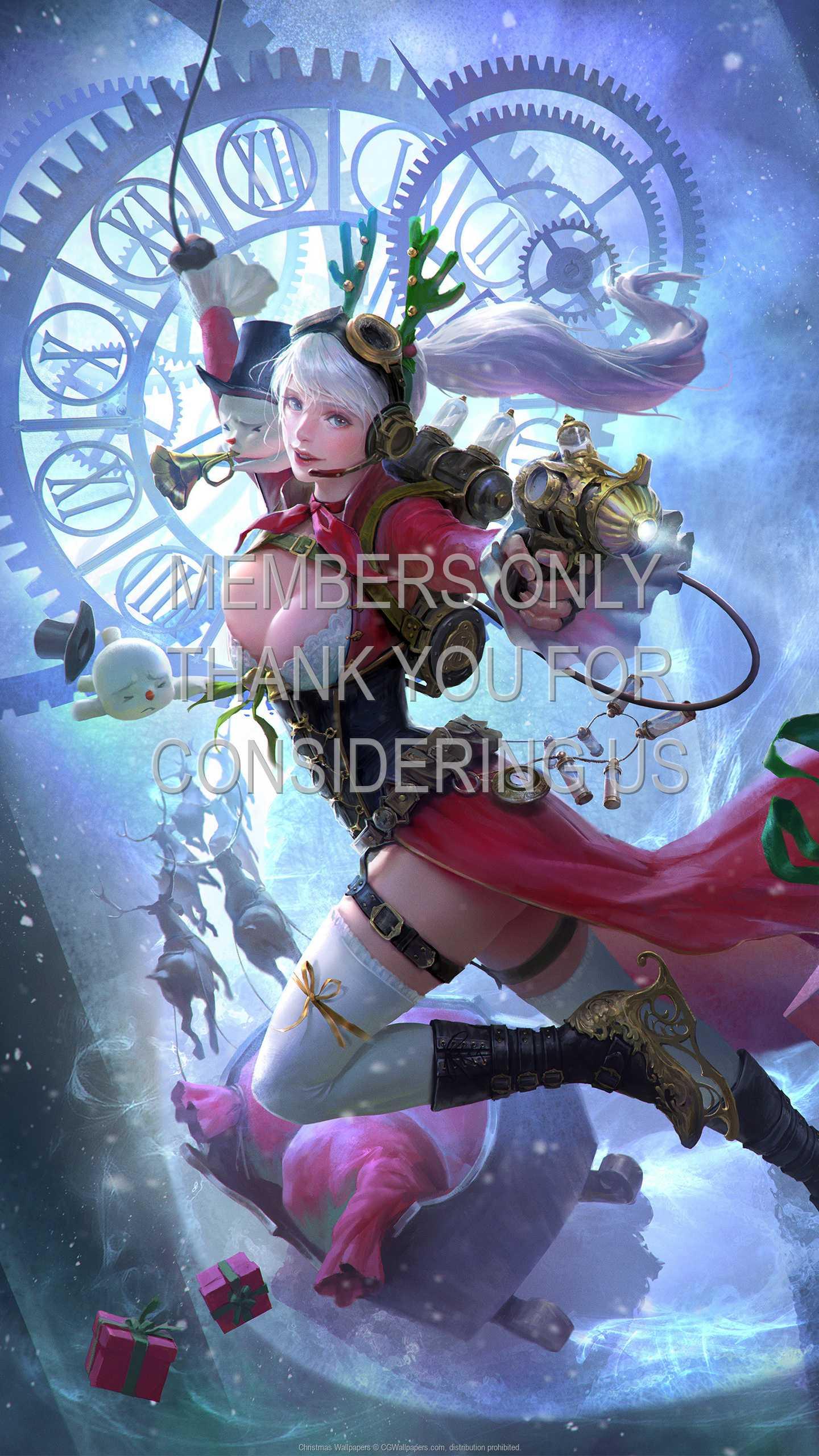 Christmas Wallpapers 1440p Vertical Mobile fond d'écran 02