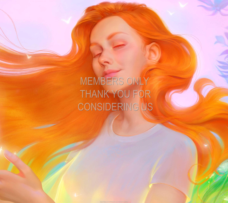 Maria Poliakova 1440p Horizontal Mobile fond d'écran 03