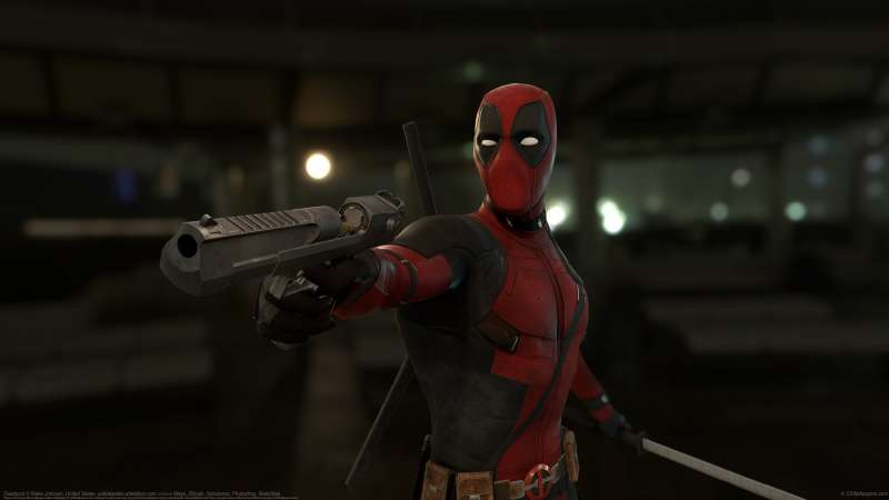 Deadpool fond d'écran